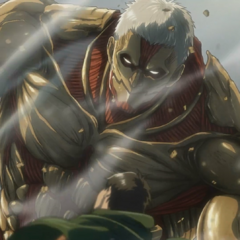 Reiner en su forma de titán