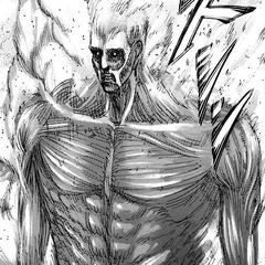 Bertolt en su forma titán