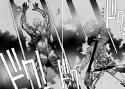 Kyklo se dispone a ir por el titán