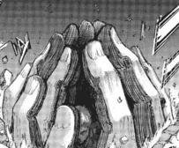 Forma parcial Titán Acorazado