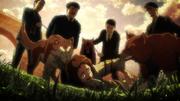 Faye es asesinada (anime)