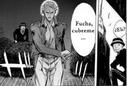 Xavi le pide a Fuchs que lo cubra