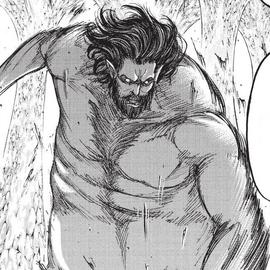 Forma titán de Grisha Jaeger