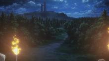 Nanaba y Gelgar descubren el Castillo Utgard