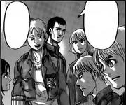 Flocke habla con Jean