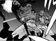 Xavi y Matteus luchan