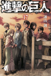 Volumen 17 (Japones)