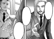 Willy se ofrece a estrechar la mano de Magath