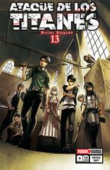 Volumen 13 (Panini)