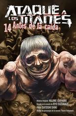 Antes de la caida volumen 14 (Norma)