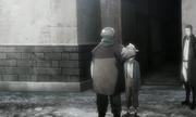 Armin se despide de su abuelo