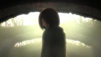 Mikasa el mundo es cruel