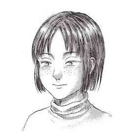 Ymir de niña (manga)