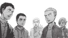Guerreros (manga)