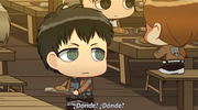 Bertholdt busca asiento