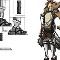 Equipo de Maniobras Tridimensionales Completo