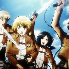 Armin en el Escuadrón N°34