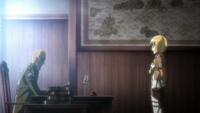 Armin entrega el informe