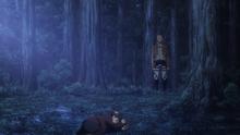 Keith encuentra a Eren inconsiente