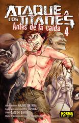 Antes de la Caída - Volumen 4 ES