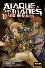 Antes de la Caída - Volumen 10