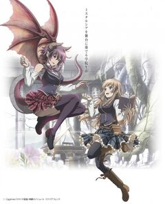 Anime-Manaria Friends