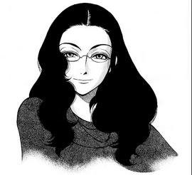 Elise oc manga appearance