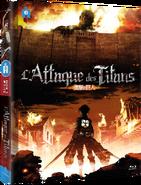 L'Attaque des Titans - Coffret DVD 1 (édition 2)