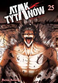 Atak Tytanów 25