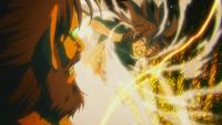 Frieda transforms to battle Grisha