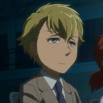 Furlan Church (Junior High Anime) character image