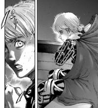 Armin verwandelt sich