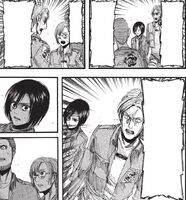 Ian orders Rico and Mitabi to protect Eren