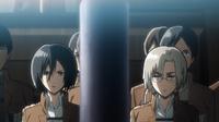Rico warns Mikasa