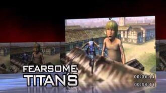 Attack on Titan Humanity in Chains - Features Trailer