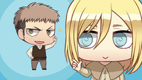 Christa starts suggesting others