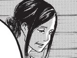Mikasa's mother