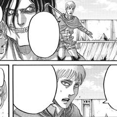 Jean explica por qué el plan de Armin no funcionará.