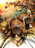 SnK - 104th Trainees Squad