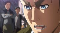 Erwin promises to avenge Reeves