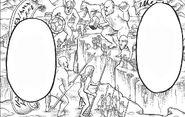 Illustration de la Grande Guerre des Titans