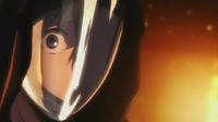 Mirror Man tells Mikasa she cannot save Eren