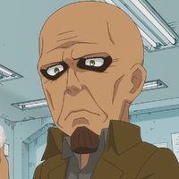 Keith Sadies (Junior High Anime) character image