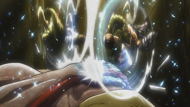 File:Levi and Mike attack The Female Titan.jpg