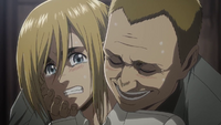Armin gets harassed