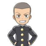 Conny Springer (Junior High Anime) character image