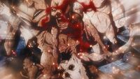 Die Titanen zerfleischen Ymir