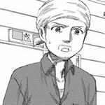 Dita Ness (Junior High Manga) character image