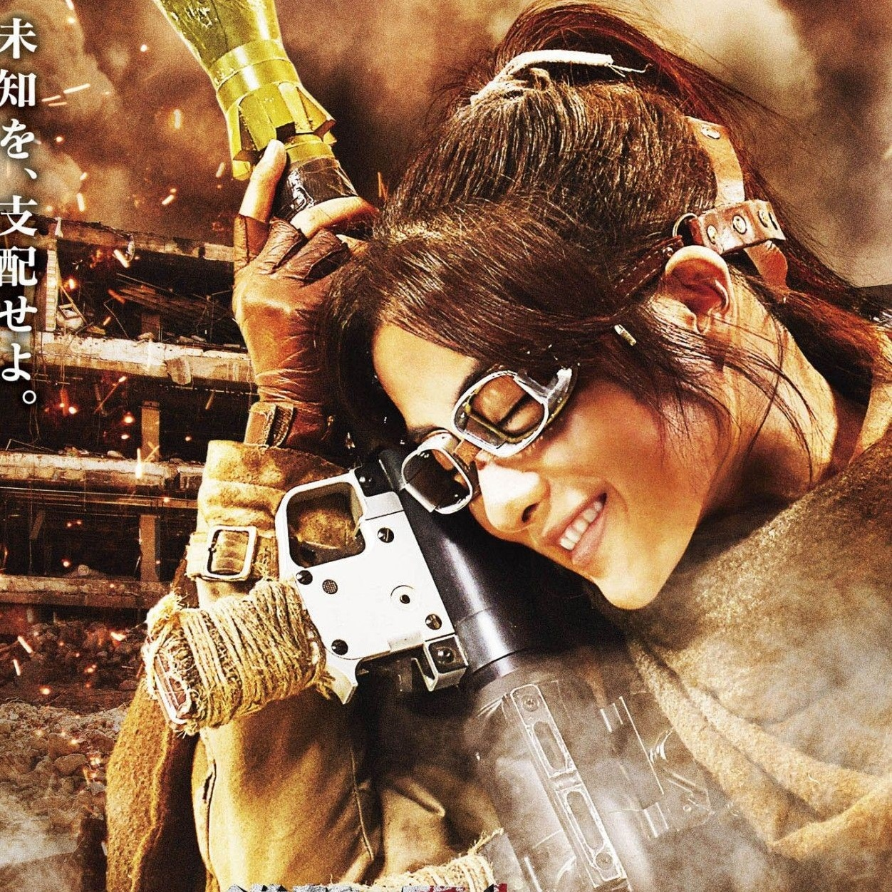 Image - Hange Live Action.jpg | Attack on Titan Wiki | FANDOM powered by Wikia