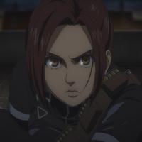Sasha Braus (Anime) character image